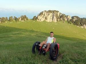 A 1800 m dans l'Alpage de l'Alpe en Chartreuse