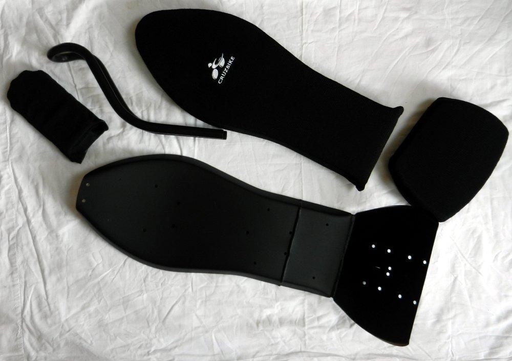Vendetta traction directe : Siège amovible, appui-tête et coussins