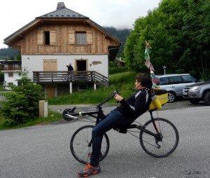Essai du Metaphysic à MEGEVE Haute-Savoie
