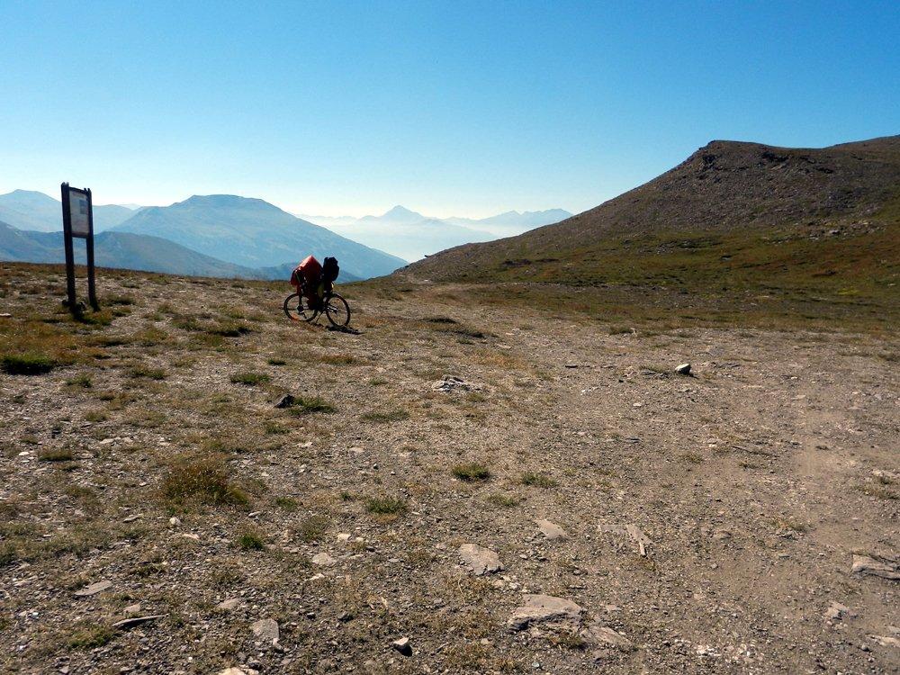 Le col du Fréjus 2540 m