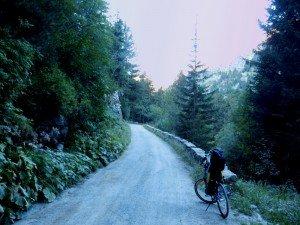 Vers le Col du Fréjus à 1800 m