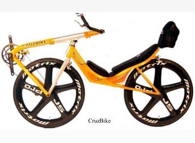 Le Vendetta 2011; vélo couché à traction directe